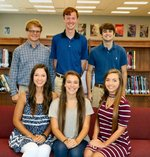 LHS National Merit Semi-Finalists
