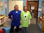 View Mike & Sully Halloween