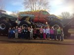 View Monster truck visits OBES