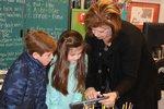 Mrs. Powell, DCS Teacher of the Year