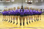 Lady Jags Volleyball Team