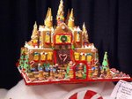 View Enchanted Forest Spotlight Gingerbread Castle