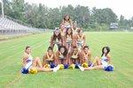 2012 - 2013 Cheerleaders