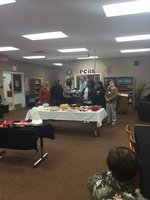 PCHS Band Receives Grant