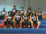 2016 Lady Patriots Basketball