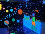 View Earth & Space:  A Black Light Spectacular!
