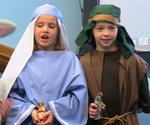 Mary & Joseph Looking for a Place to Stay