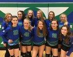 Eighth Grade Lady Eagles Team!