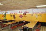 North Sumter Jr. High School's Cafeteria