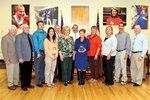 COA Staff and CCPS Board