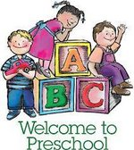 Preschool Main Page Image