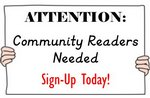 Community Reader Day image