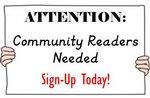 Community Reader Day image