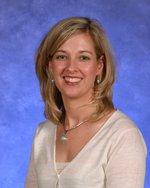 Emma Battles, April Teacher of the Month