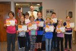 November 2015- Students of the Month