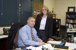 Mr. Jennings and Mrs. Dakas