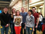 Talent Show 2nd place State Convention