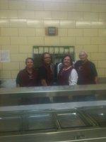 Kemper Cafeteria Staff