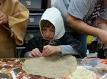 View 3rd Grade Pilgrims and Indians Celebration