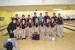 2015-2016 Bowling Team - Photo Courtesy of Jim Beller