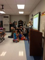 CHIS Students Eager to Learn!