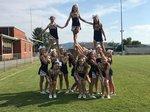 Cheerleader Team Main Page Image