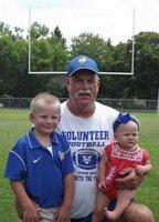 Coach Barry Jones