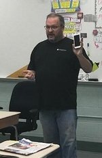 TCAT Welding Instructor Jeff Cheek discusses opportunities at the school.