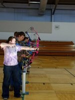 Students Take Aim