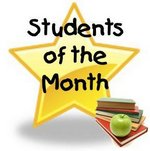 CONGRATULATIONS PJHS STUDENTS OF THE MONTH