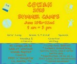 Cowan Summer Camps Main Page Image