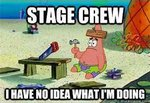 View Stage Crew