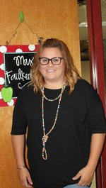 Leslie Faulkenbery Staff Photo