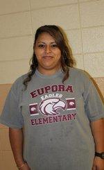 Sandra Manjarrez Staff Photo