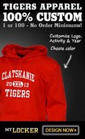 Order your Tiger Gear!