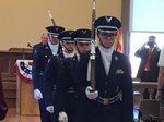MHS AFJROTC Color Guard