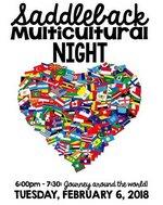 Multi-Cultural Night