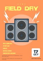 CCHS Field Day - October 17, 2019