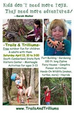 Trails and Trilliums