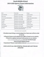 Picture of SMS Sports Tryout Document