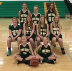 Basketball - Varsity Girls Main Page Image