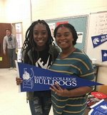 Hunt students picture