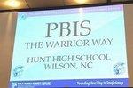 compressed Hunt HS presents at PBIS Conference
