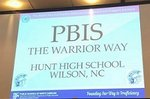 compressed Hunt HS presents at PBIS Conference
