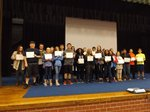 8th Grade A Honor Roll