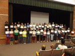 6th Grade A/B Honor Roll 1st Nine Weeks
