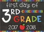 View First Day of School 2017-2018