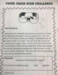View Paper Chain Challenge
