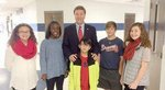 A few of our Ambassadors with U.S. Rep. Mike Rogers