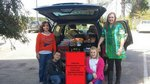 View NEHS Food Drive Supporting Backpack Buddies of St. Clair County